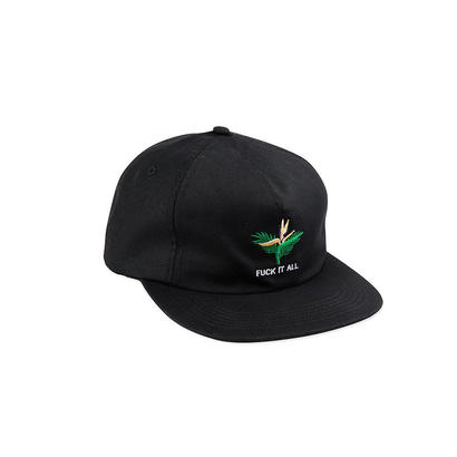 FUCK IT ALL SNAPBACK - BLACK