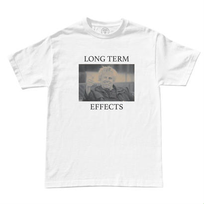 LONG TERM EFFECTS TWO TEE - WHITE