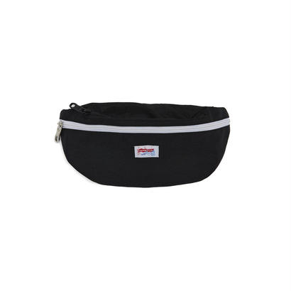 JANE FONDLE HIP BAG - BLACK