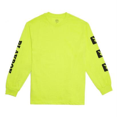 GW X PB Bunny Longsleeve - Neon Green