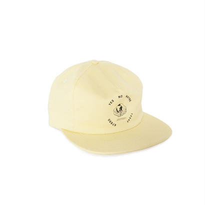 OUIJA 5 PANEL STRAPBACK - GOLD
