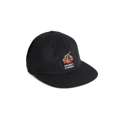 VIRGINITY IS CURABLE 6 PANEL - BLACK
