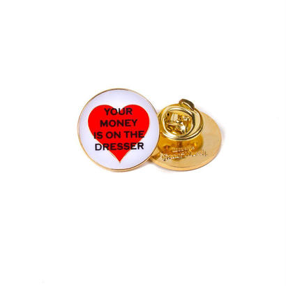 YOUR MONEY PIN