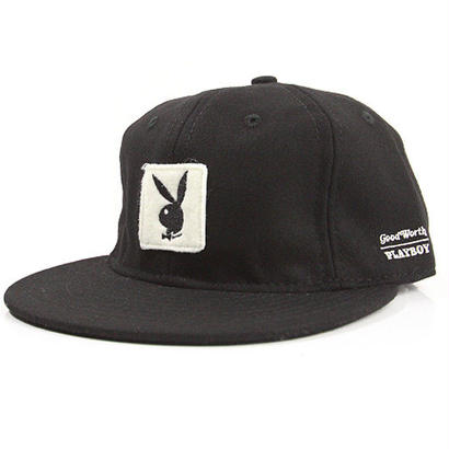 EBBETS FIELD X GOOD WORTH X PLAYBOY - BLACK