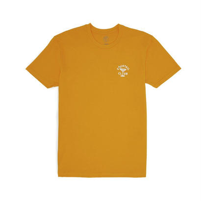 COCKTAIL CLUB TEE - GOLD