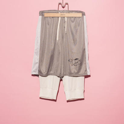 【THE CHUMS OF CHANCE】MESH SHORTS②