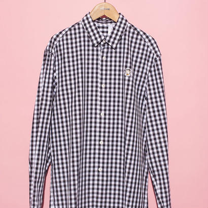 【THE CHUMS OF CHANCE】GINGHAM SHIRT①