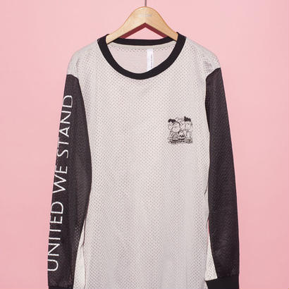 【THE CHUMS OF CHANCE】MESH LONG SLEEVE②