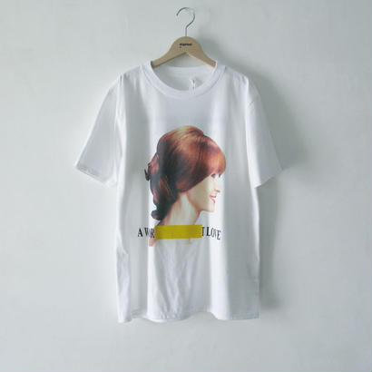 【THE CHUMS OF CHANCE】 T-SHIRT① YELLOW