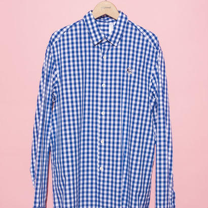 【THE CHUMS OF CHANCE】GINGHAM SHIRT②