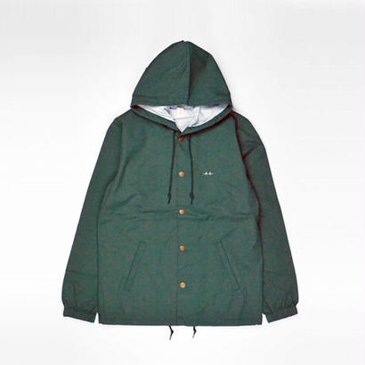 GNAR / Bridge Hooded Coaches Jacket(ナー / コーチジャケット)mj-0004