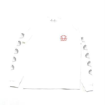 GNAR / Taco L/S T-Shirts(ナー / Tシャツ)mt-0004