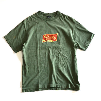 1980s Stussy / Printed T-Shirts(ステューシー /  Tシャツ)mt-0011