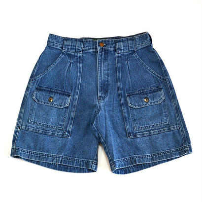 Cabela's / Denim Bush Shorts(カベラス / ショーツ)msh-0003