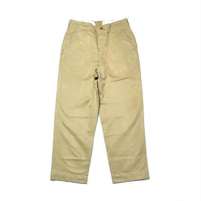 1940s US ARMY / 41 Khaki Trousers(USアーミー / チノパン)mp-0009