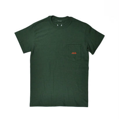 GNAR / GGB Pocket T-Shirts(ナー / Tシャツ)mt-0002