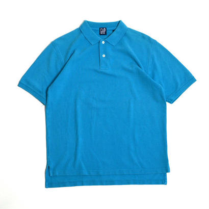 1990s GAP / S/S Polo Shirts(ギャップ / ポロシャツ)ms-0014