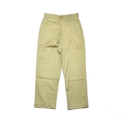 US ARMY / Cotton Chino Trousers(USアーミー / チノパン)mp-0008