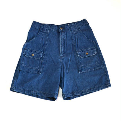 Cabela's / Denim Bush Shorts(カベラス / ショーツ)msh-0002