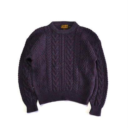 Eddie Bauer / Cotton Knit(エディーバウアー / ニット)mk-0001