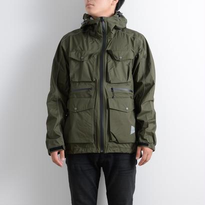 and wander / 3L rip stop jacket / Men