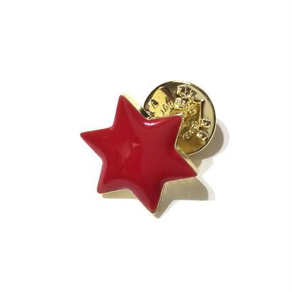 六角星のピン/ S