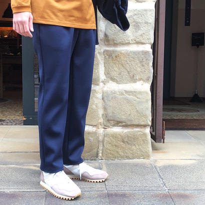 CURLY /TRACK TROUSERS