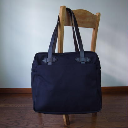 IND_05 FILSON TOTE BAG WITH ZIPPER