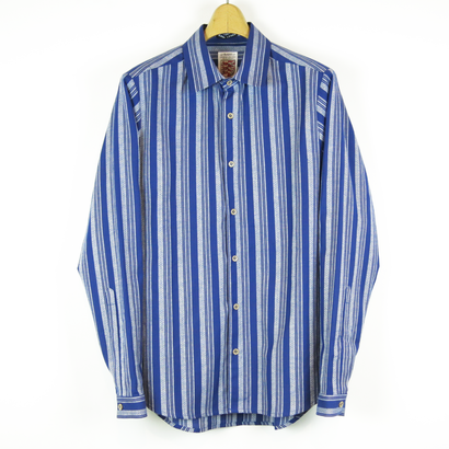 FRANK LEDER / Traditional German Fork Fabric Shirt