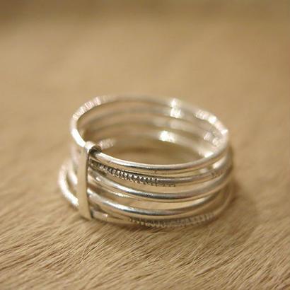 Touareg Silver / Ring10 / Silver100%