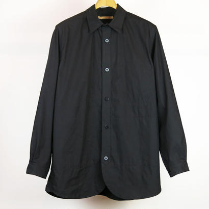 FRANK LEDER / WASHED GERMAN VENTILE COTTON SHIRTJACKET