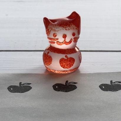 猫ハンコ(3Appleちゃん)