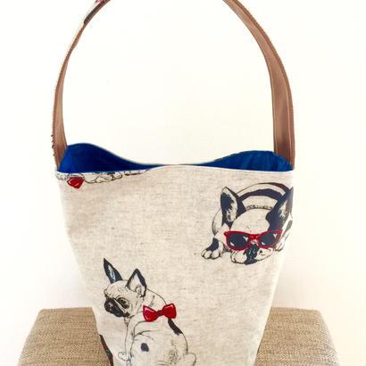 フレブルラミネートバケツ型bag