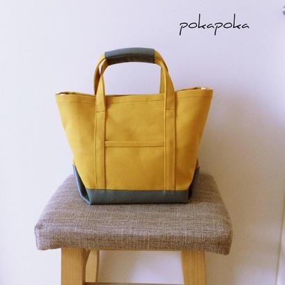倉敷帆布トートバッグカラシ
