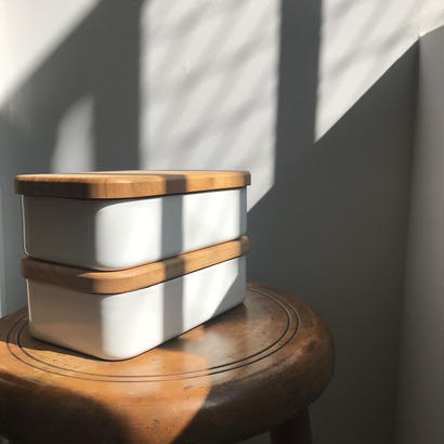 野田琺瑯  / Butter Case Small