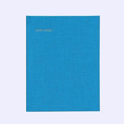 10年メモ  2018年版(ブルー)