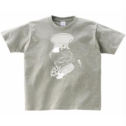 山上たつひこグッズ「がきデカ」こまわり君 Tシャツ