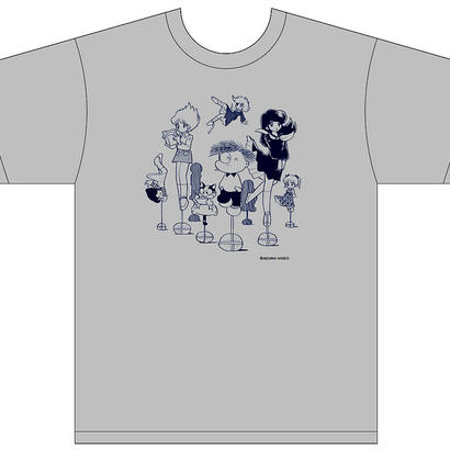 吾妻ひでおグッズ Tシャツ(不条理日記)