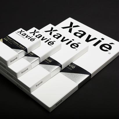 Xavie(グザヴィエ)ブロックノート A4ギフトボックス