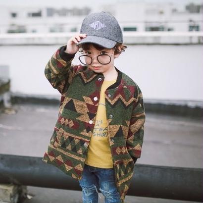 (即納♡)(kids☆)オルテガ柄ジャケット