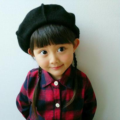(即納♡)(kids☆)とんがりベレー帽