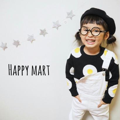 (即納♡)(kids☆目玉焼き🍳柄セーター☆