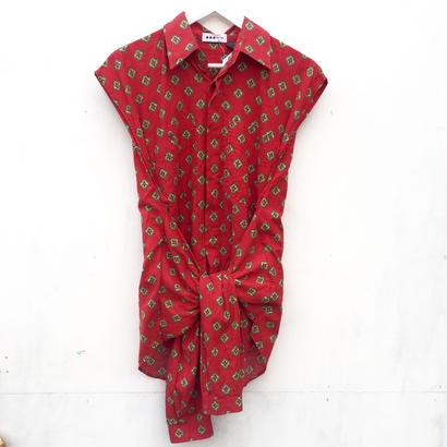 リメイクNO SLEEVE YES SLEEVEシャツ