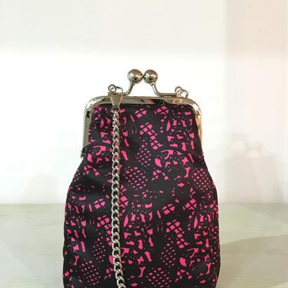 MOOMIN Printed Lace Pink S