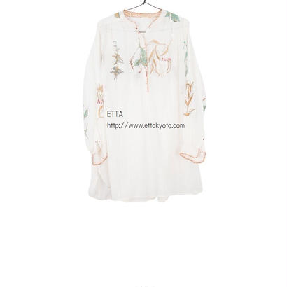 Char-Bagh-22/injiriシャツ