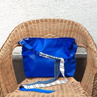 BRADARICOHMAE Metropolitan Bag with Vintagescarf