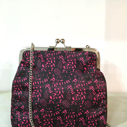 MOOMIN Printed Lace Pink L