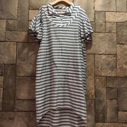 D-due 115V cotton 100%ドレス