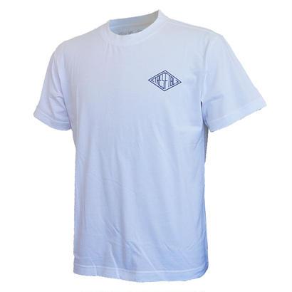 コットンTシャツ(ホワイト/TRESFTBL)