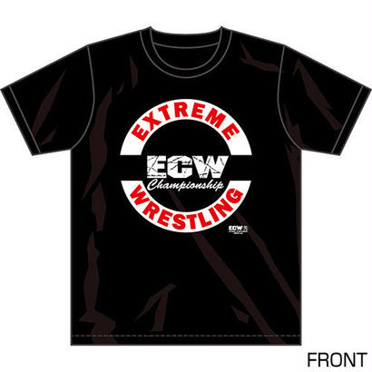 ECW EXTREME WRESTLING Tシャツ